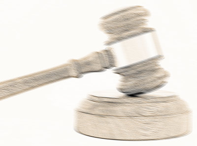 law_blurred_gavel
