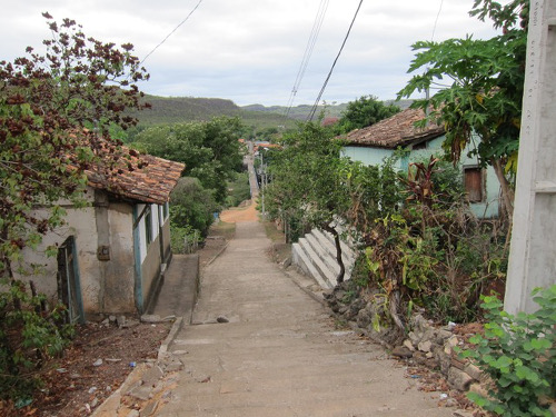 The town of Mendanha in Minas Gerais.